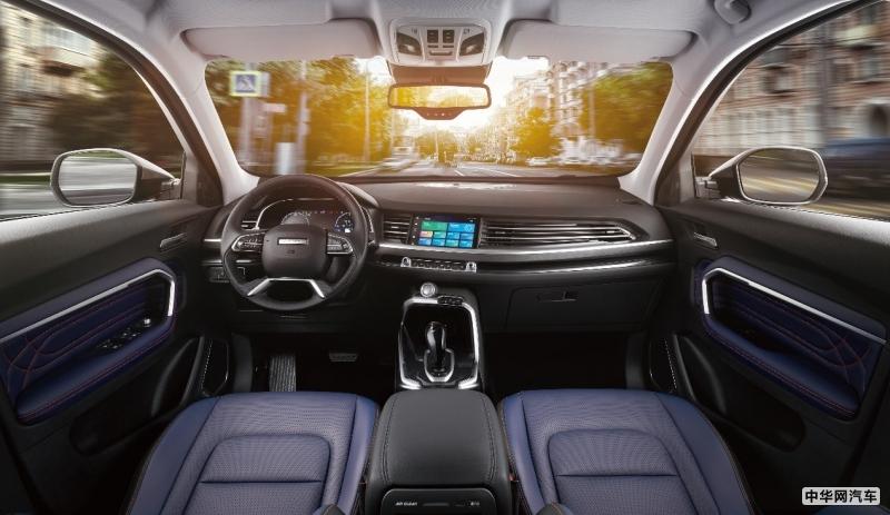 9.8万起/推出10款车型 二代哈弗H6正式上市