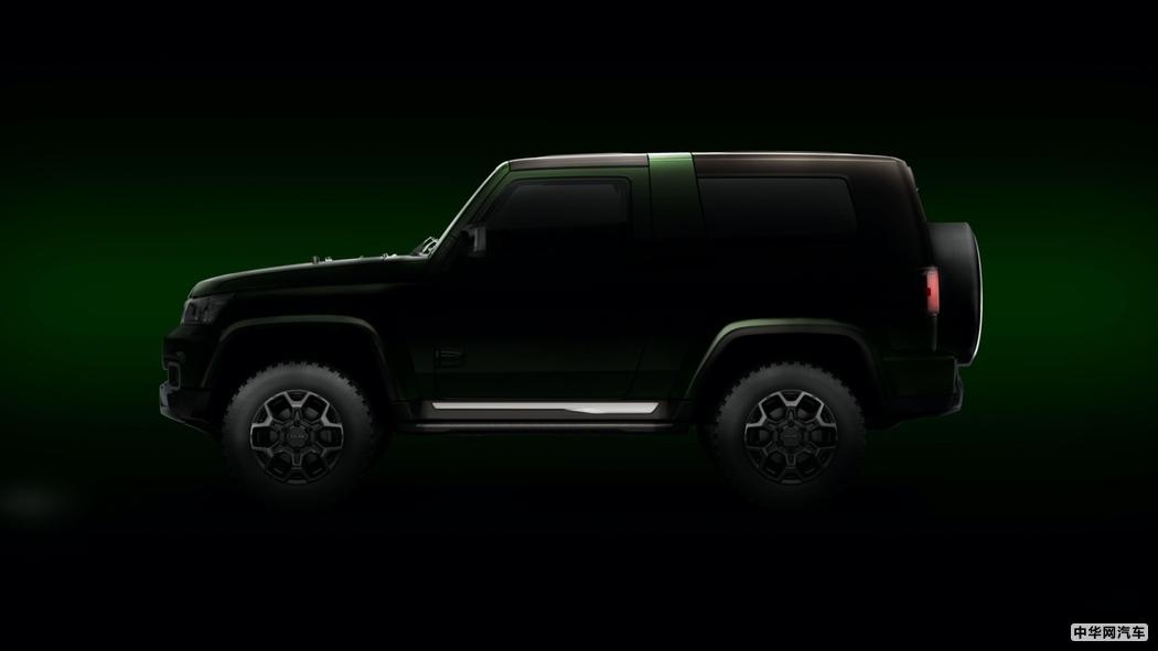 为致敬2020版 北京越野推出北京BJ40特别款
