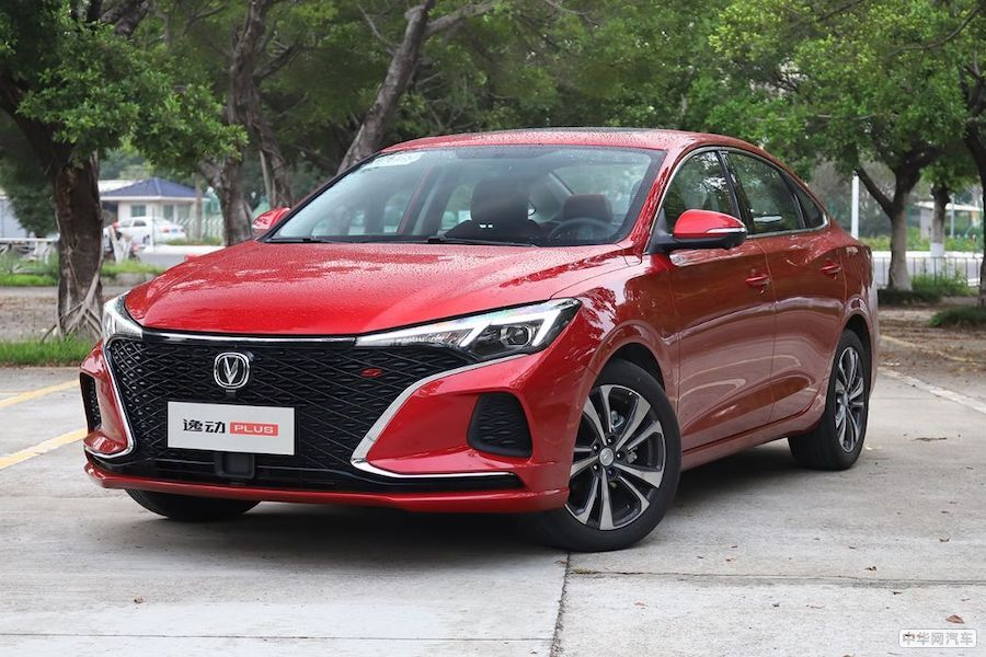 配置升级/售8.89万元长安逸动PLUS新增车型上市