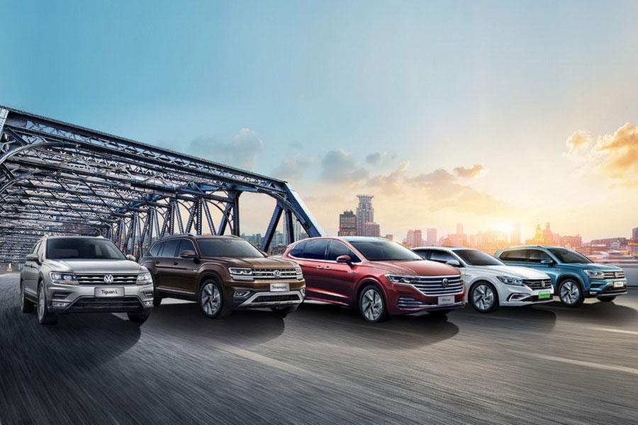 SUV家族同比增长25.8% 上汽大众7月份销量公布