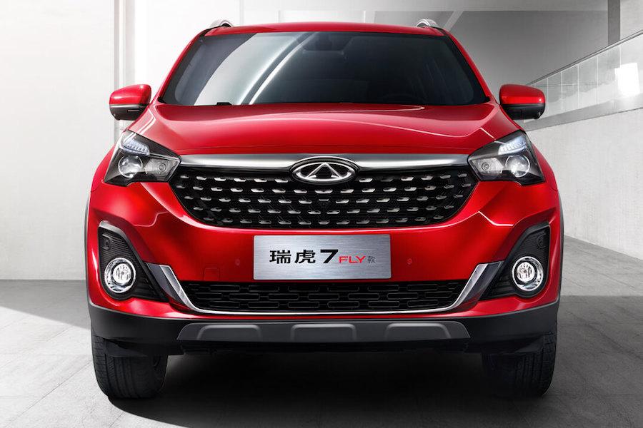 售价14.98万 奇瑞瑞虎7新增车型正式上市