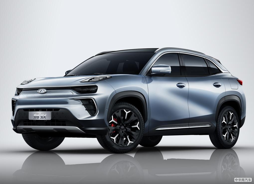 续航510km 奇瑞蚂蚁纯电动中型SUV将今日预售