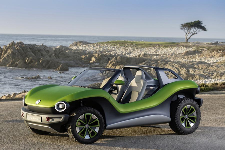 被命名Ruggedzz 大众又推MEB平台打造电动车