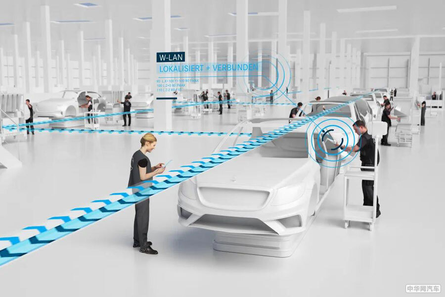 诠释旗舰豪华新标杆 新一代奔驰S级全球首发