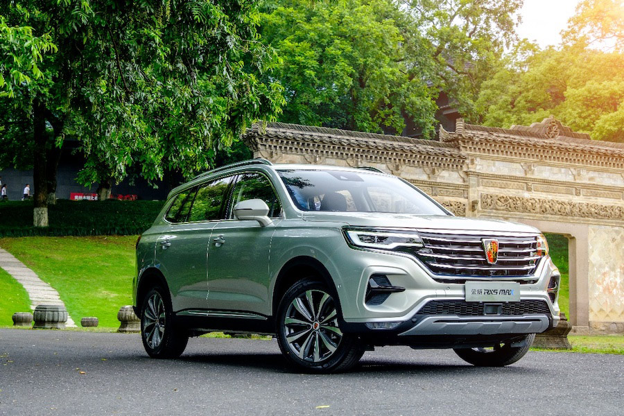 SUV/轿车市场双丰收 上汽荣威8月同比增长16.03%
