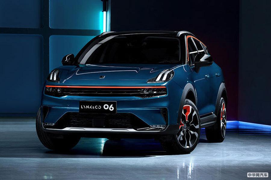 售价11.86-15.86万元 领克06车型9月6日正式上市