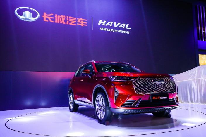 品牌业绩强势来袭 长城汽车8月销售近9万辆