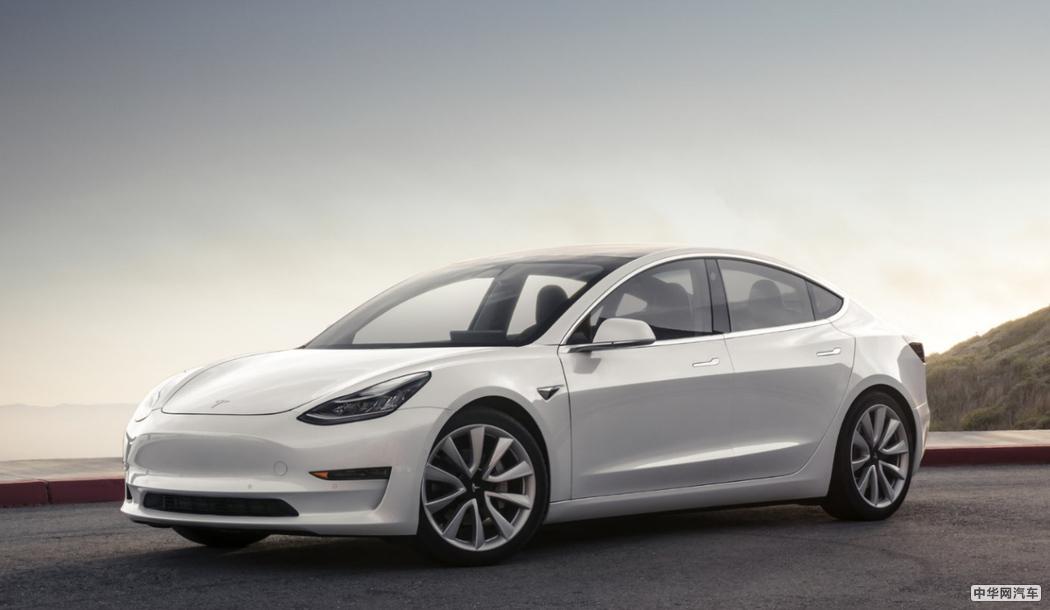 8月Model 3销量近1.2万 继续领跑高端市场