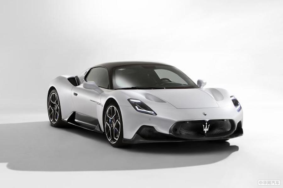 售210.00万 玛莎拉蒂MC20将亮相2020年北京车展
