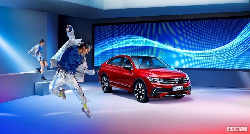重磅亮相北京车展上汽大众携多款新车来了