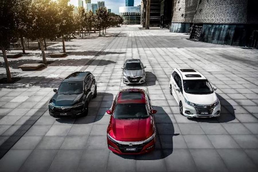 第十代雅阁 星空限量版于2020北京车展惊艳上市