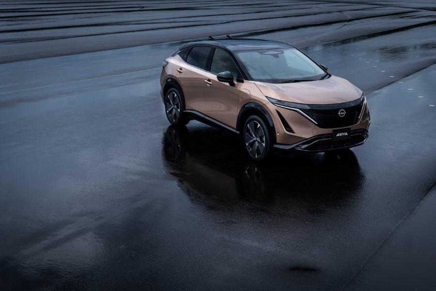 电动化新时代 全新日产Ariya亮相2020北京车展