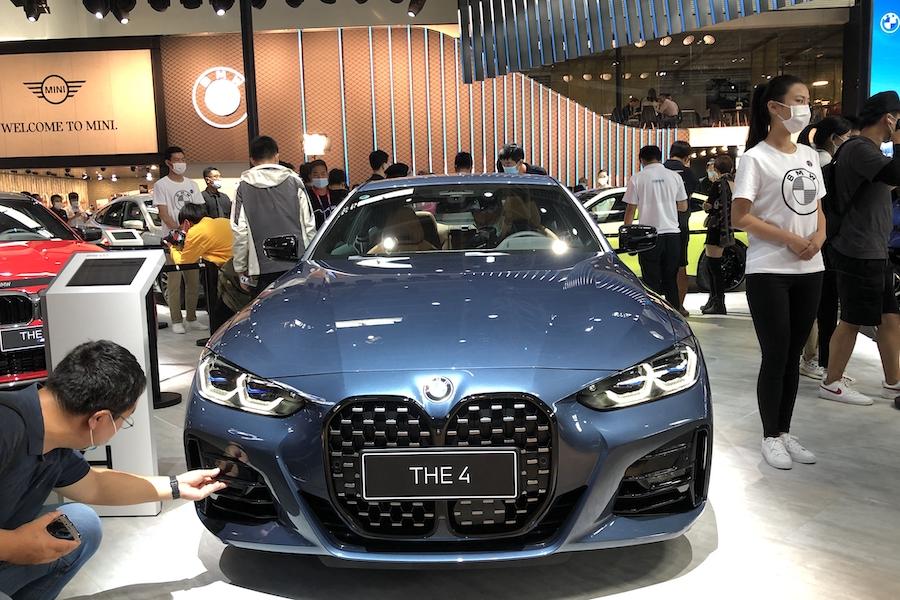 售36.38万起 全新宝马4系于北京车展上市