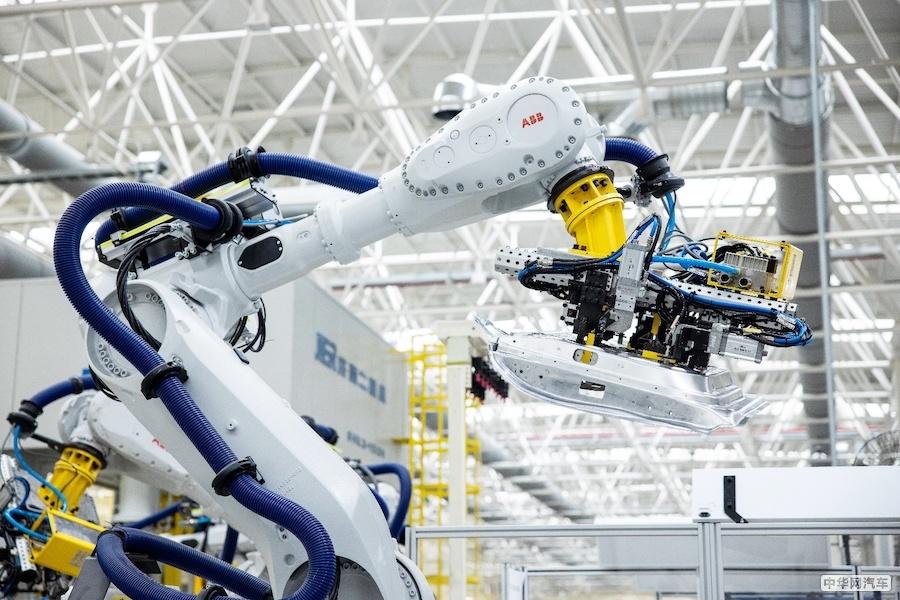 明年下半年推出 领克ZERO concept白车身下线