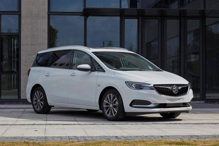 48V轻混加持 2021款别克GL6将于11月19日上市
