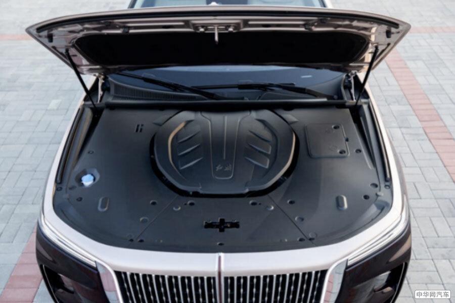 将增2.5T发动机/百公里油耗9L 红旗H9最新消息