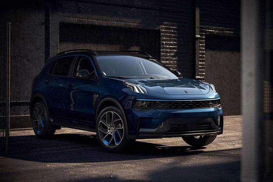 预计12月上市 新款领克01将广州车展开启预售
