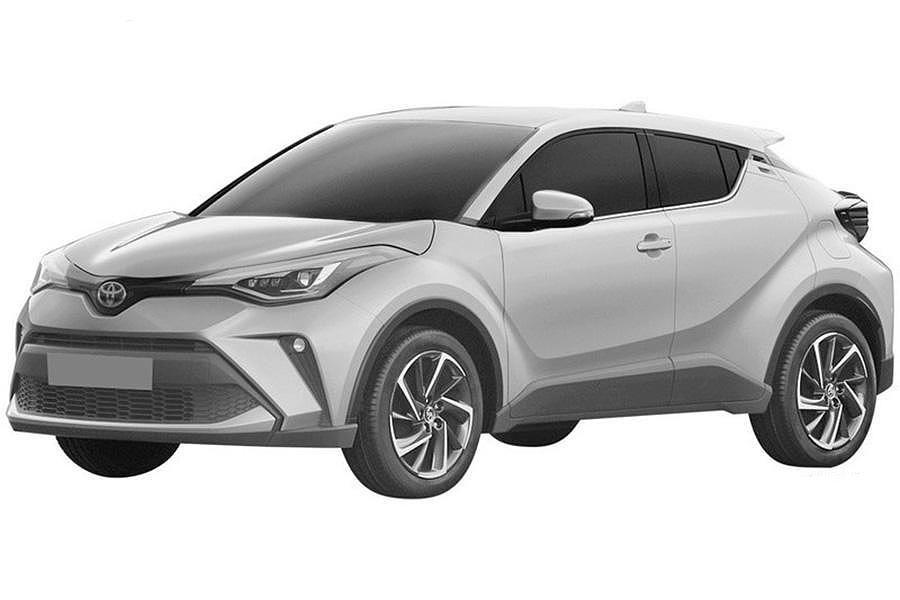 将11月20日首发 广汽丰田C-HR将新增2.0L混动版
