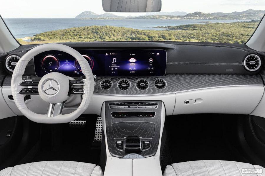 售52.48万元起 新款奔驰E级轿跑/敞篷车型上市