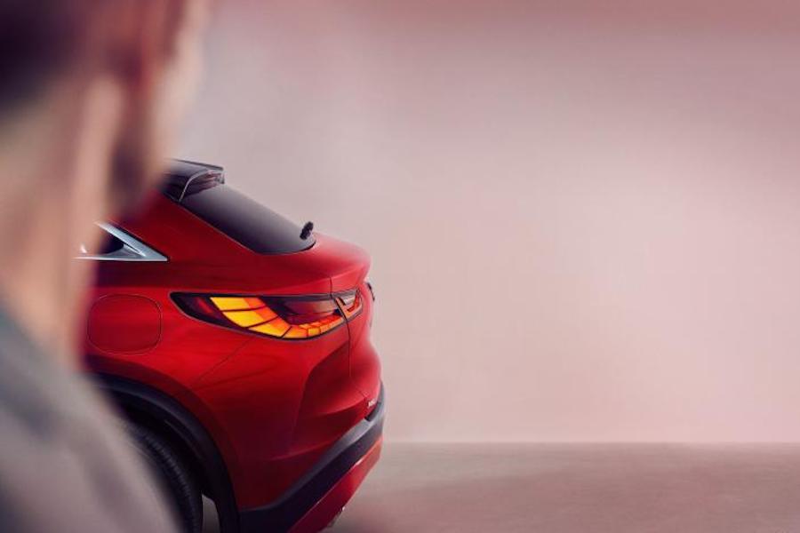 全新首发SUV 英菲尼迪QX55将于11月18日全球首发