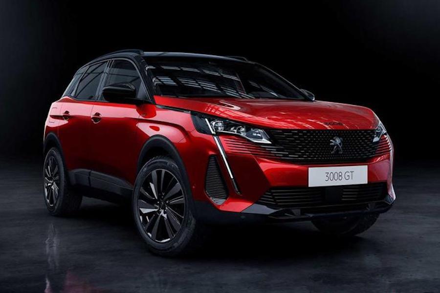 全面升级 国产新款标致4008实车将在广州车展亮相