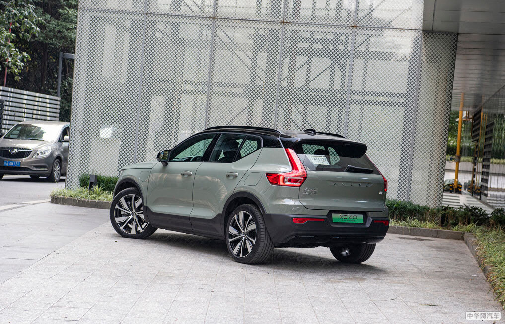 指导价35.70万元 沃尔沃XC40纯电版广州车展上市