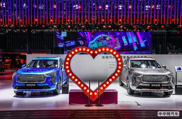 时尚弄潮儿 2020广州车展最值得买的几款车