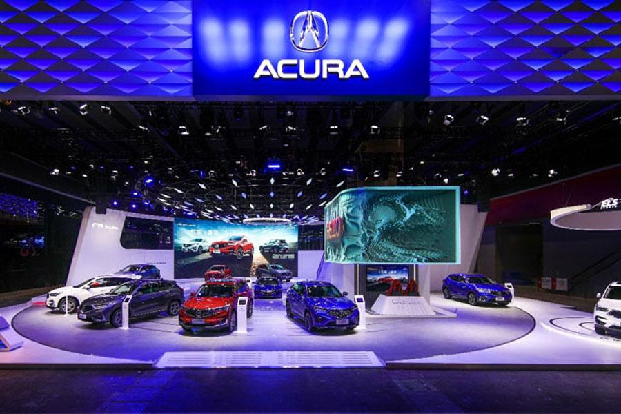 以性能论豪华 广汽Acura用行动深度演绎品牌价值