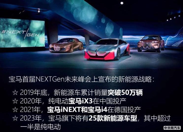 宝马将增加在华研发投入 推进电动化和数字化转型