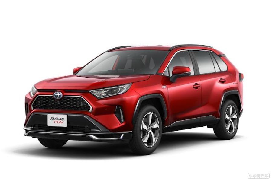 2022年交付 丰田RAV4纯电动版将于2021年底亮相