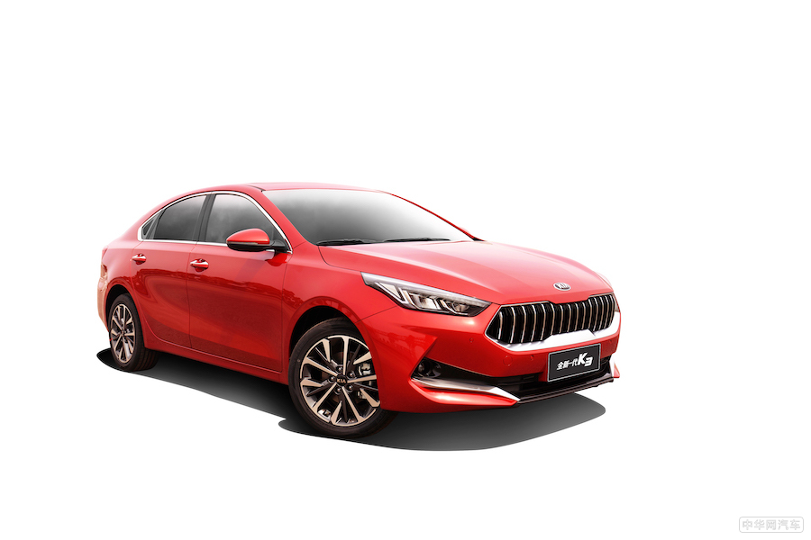 提供5款车型 2021款起亚K3将12月下旬上市