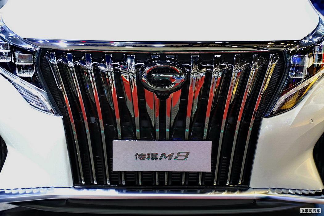 传祺GM8 2021款 大师系列 390T 至尊版 组图