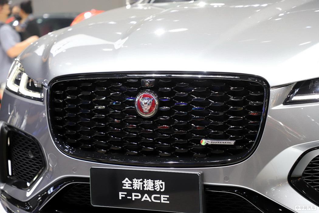 捷豹F-PACE