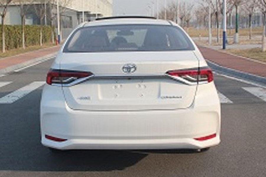 或2021年1月上市 丰田卡罗拉1.5L车型新消息