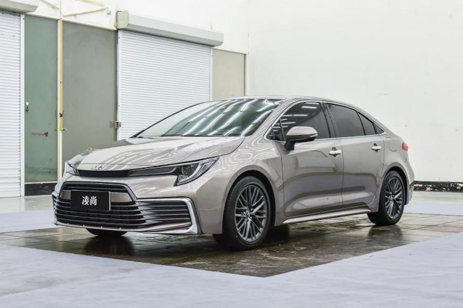 与凯美瑞相同动力系统 丰田凌尚有望2021年中上市