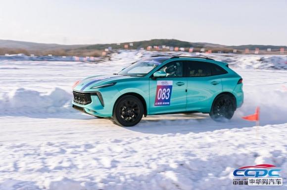 2020中国量产车性能大赛·黑河极境冰雪挑战赛完美收官
