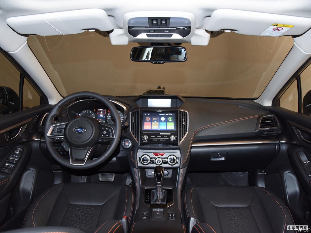 售19.18万-23.38万 2021款斯巴鲁XV正式上市