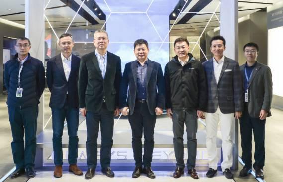 ARCFOX極狐HBT車型,華為HI品牌首子落地?