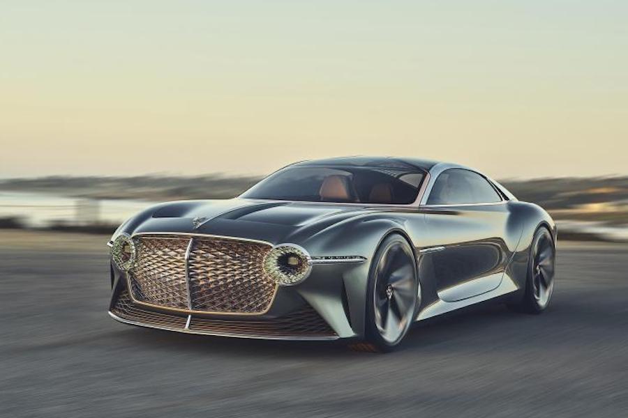 计划2025年推出 宾利打造首款纯电动轿车