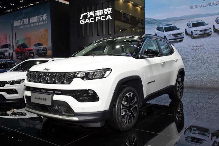售13.98-20.98万 新款Jeep指南者正式上市