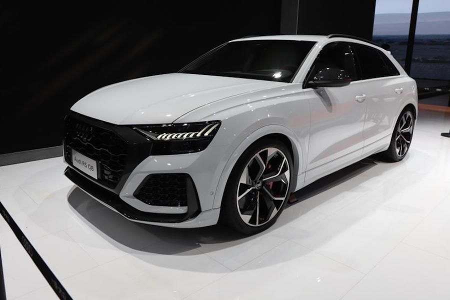 将于明年上市 奥迪RS Q8预售价格147万