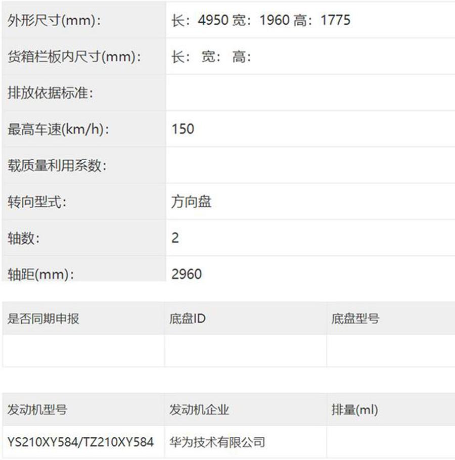 长安CS95纯电版曝光 华为电机/宁德时代电池