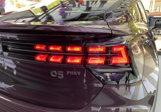 领克05 PHEV正式开启预售 将于5月5日上市