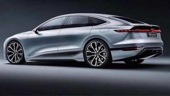 上海车展:奥迪A6 e-tron概念车全球首发