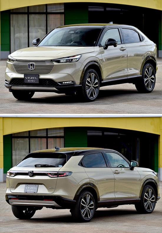 本田全新缤智海外版交付 搭1.5L发动机
