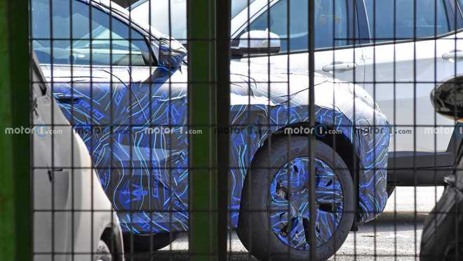 玛莎拉蒂新SUV或明年上市 对标Macan