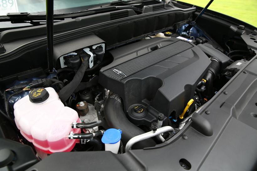 试驾全新林肯航海家 50万内唯一V6双涡轮车