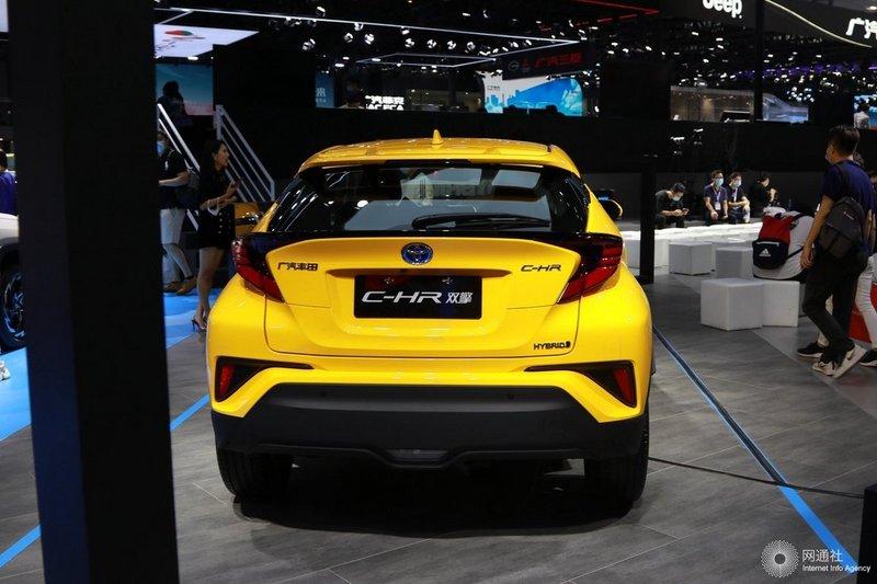 拥有更多选择 广汽丰田C-HR双擎将于5月底上市