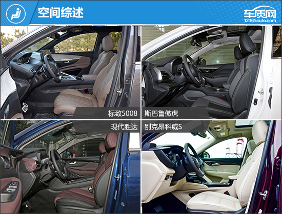 """各自精彩 四款""""非主流""""中型SUV推荐"""