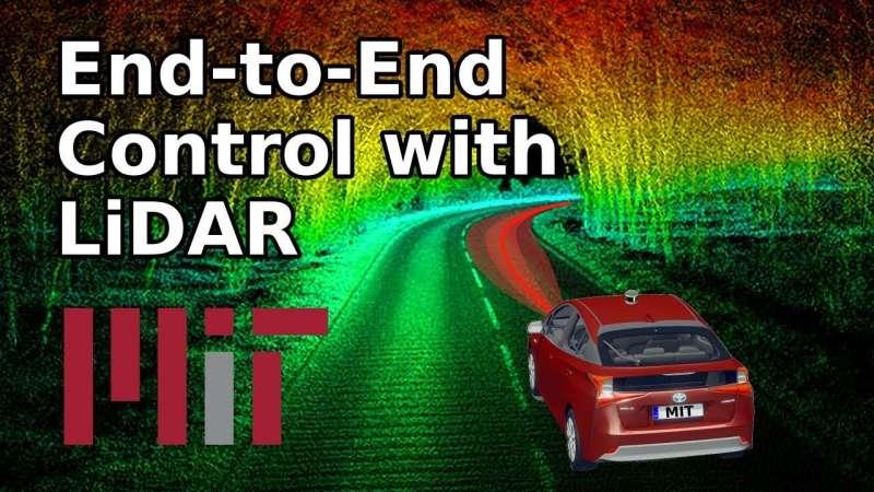 麻省理工开发自动驾驶汽车激光雷达传感技术